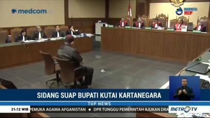 Dirut PT Sawit Golden Prima Didakwa Suap Bupati Rita Rp6 Miliar
