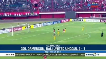 Bali United Bungkam FLC Thanh Hoa 3-1 di Piala AFC 2018