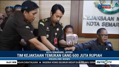 Kejari Semarang Amankan Rp600 Juta di Rumah Kos Salah Satu Pegawai BPN
