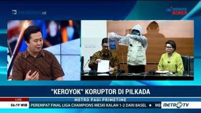 'Keroyok' Koruptor di Pilkada