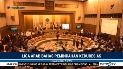 Liga Arab Gelar Pertemuan Bahas Sikap AS soal Yerusalem