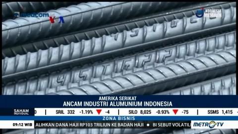 Tarif Impor AS Ancam Industri Baja dan Aluminium Indonesia
