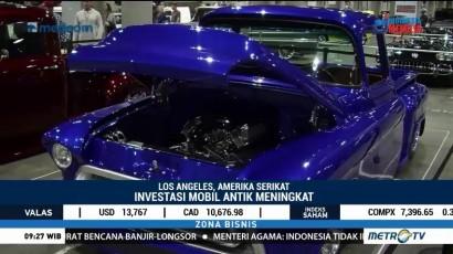Investasi Mobil Antik Kian Diminati