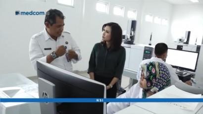 Keliling Laboratorium Narkotika Bertaraf Internasional Milik BNN
