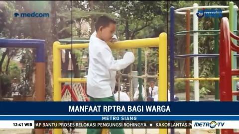 Manfaat RPTRA Bagi Warga