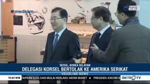 Semenanjung Korea Sepakati Denuklirisasi