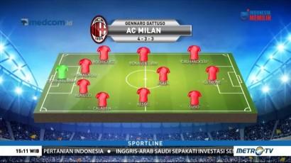 AC Milan Jadi Unggulan Saat Jamu Arsenal