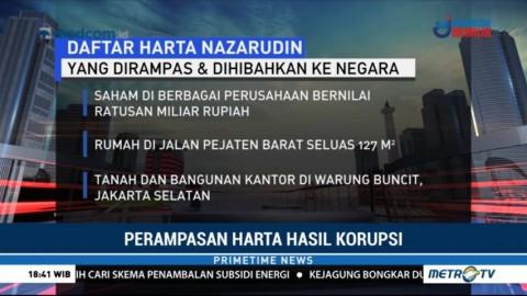Ini Daftar Aset Nazaruddin yang Dirampas Negara