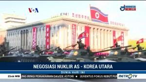 AS Skeptis atas Tawaran Denuklirisasi Korea Utara