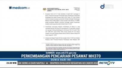 Malaysia Terbitkan Pernyataan Sementara Soal Pencarian Pesawat MH370