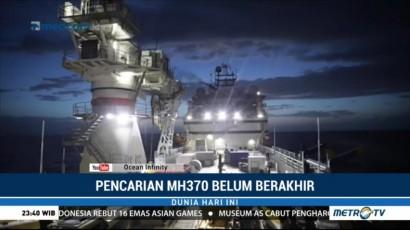 Ocean Infinity Siap Bantu Pencarian MH370