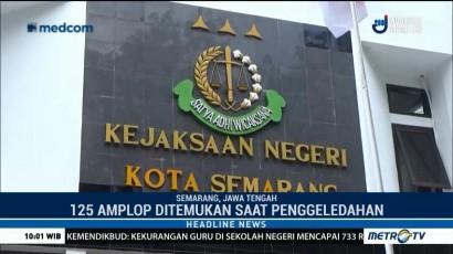 Kejari Buru Nama-nama yang Tertera pada Amplop Suap BPN Semarang