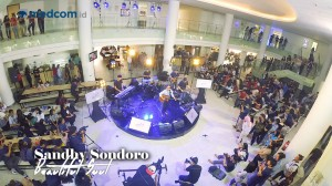 Sandhy Sondoro - Beautiful Soul Live at Medcom Jagonya Musik