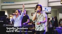 Sandhy Sondoro ft Once Mekel - Jakarta Blues Live at Medcom Jagonya Musik