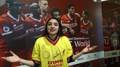 #Vlog: Merasakan Atmosfer Stadion Anfield di Acara LFC World Tour