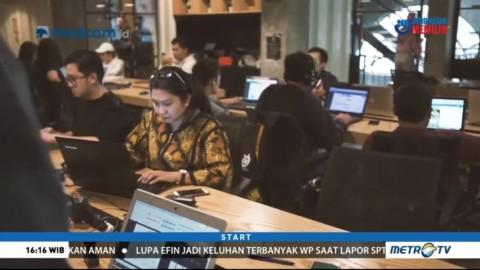 Ruang Kerja Bersama bagi Kaum Digital (2)