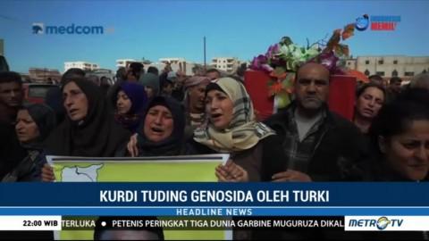Kurdi Tuding Turki Lakukan Genosida