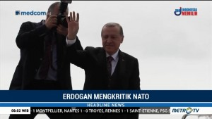 Erdogan Kritik NATO