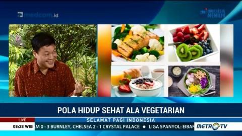 Pola Hidup Sehat Ala Vegetarian (1)