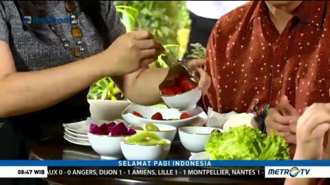 Pola Hidup Sehat Ala Vegetarian (2)