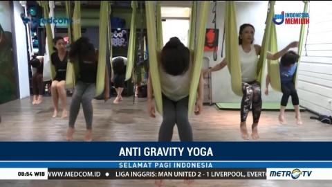 Kelebihan Antigravity Yoga Dibanding Yoga Biasa