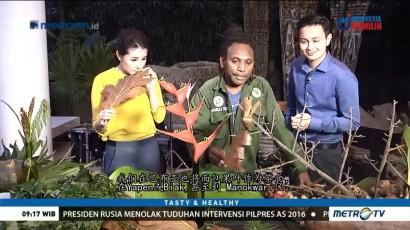Mengenal Tradisi Bakar Batu di Papua