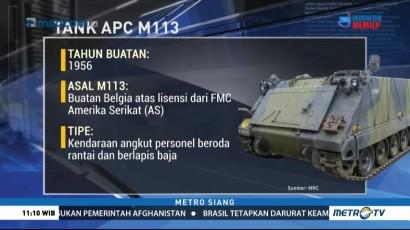 Ini Profil Tank M113 yang Tenggelam di Sungai Bogowonto
