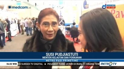 Menteri Susi Kenalkan Potensi Perikanan Indonesia di AS