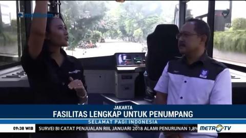 Menjajal Bus Listrik Karya Anak Bangsa