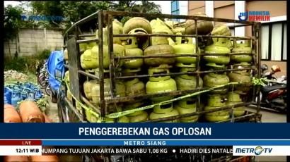Polisi Kejar Otak Pelaku Penyuntikan Tabung Gas Elpiji di Tangerang