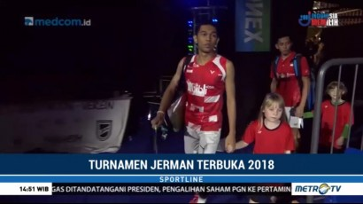 Indonesia Perpanjang Puasa Gelar Jerman Terbuka Sejak 2003