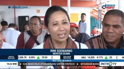 Menteri Rini: Jokowi Sudah Tandatangani PP Holding Migas