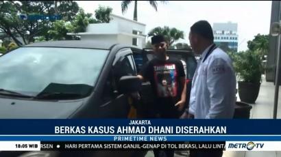 Kasus Ahmad Dhani Dilimpahkan ke Kejaksaan