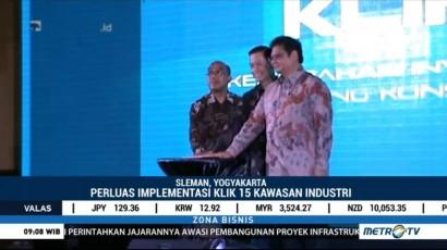 BKPM Perluas Implementasi KLIK di 15 Kawasan Industri