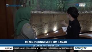Mengenal Beragam Jenis Tanah di Museum Tanah Bogor