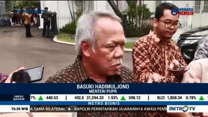 Menteri PUPR Rekomendasikan Empat BUMN Karya Diberi Sanksi