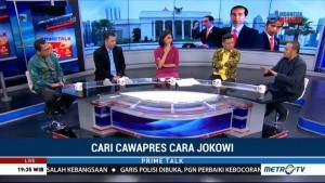 Soal Cawapres Jokowi, NasDem: Jangan Terpaku Pada 'Stok' yang Ada