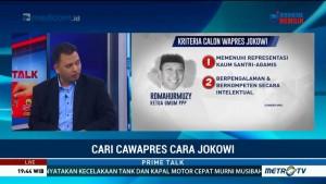 Pendamping Jokowi 2019 Diprediksi Jadi Capres Terkuat 2024