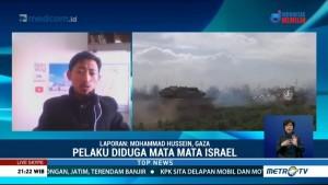 Pelaku Percobaan Pembunuhan PM Palestina Diduga Mata-mata Israel