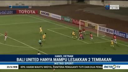 Ditahan Imbang Thanh Hoa, Bali United Bercokol di Posisi 2
