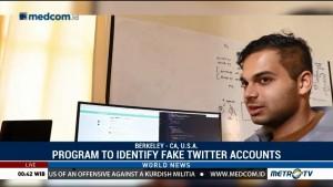 Students Create Program to Identify Fake Twitter Accounts