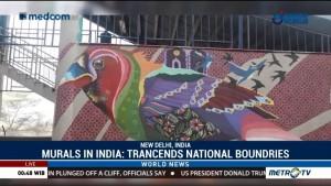 As Street Art Picks up Momentum, Colorful Murals Transform Indian Cities