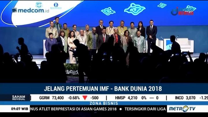 Penerbangan ke Bali akan Ditambah untuk Peserta IMF-World Bank