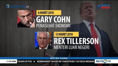 Mereka yang Tak Lagi di Sisi Trump