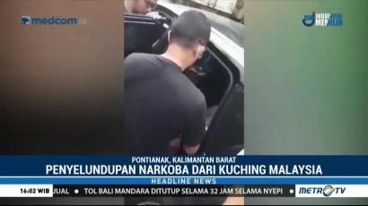 BNN Tembak Mati WN Malaysia Penyelundup Narkoba
