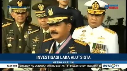 Panglima TNI Pastikan akan Sampaikan Penyebab Kecelakaan Alutsista