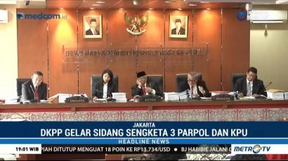DKPP Gelar Sidang Dugaan Pelanggaran Kode Etik