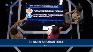Di Balik Sebaran Hoax (3)