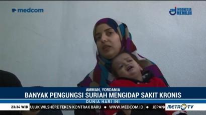 PBB Galang Dana Bagi Pengungsi Suriah