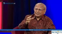 Emil Salim: Banyak yang Ingin Punya Jabatan Tanpa Ideologi yang Jelas
